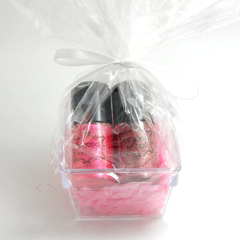 Gift Wrapping for Nail Polish