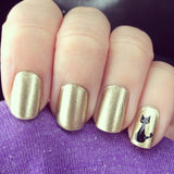 Cat Nail Decals
