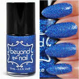 Holographic Blue Microglitter
