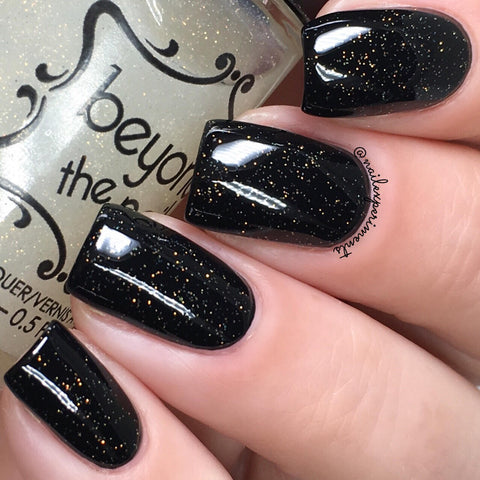 Griffin Dust Glitter Top Coat