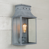 Bath Coach Lamps - Zinc