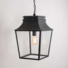 Bath Hanging Lanterns - Black