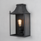 Blenheim Coach Lamps - Black