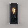 London Wall Lamps - Black