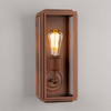 London Wall Lamps - Corten Steel