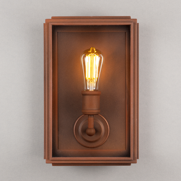 London Wall Lamps - Terracotta