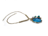 Wire Wrap Necklace: Katie