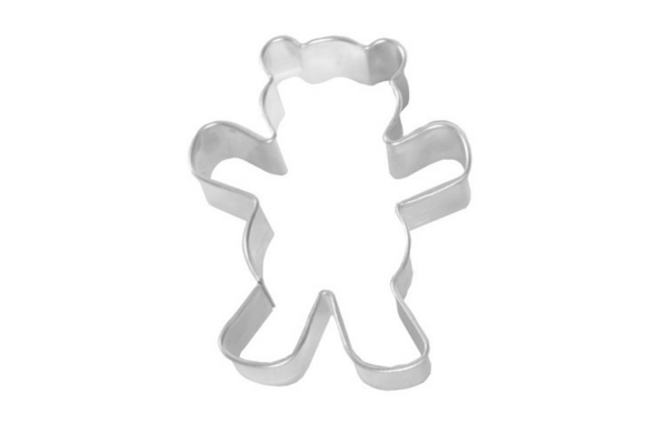 Bear Cookie Cutter (Medium)