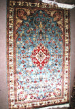 Persian Rug Wholesale Lot Bundle Pakistan Carpets 3x5 Silk Wool Blend New 5 Pcs