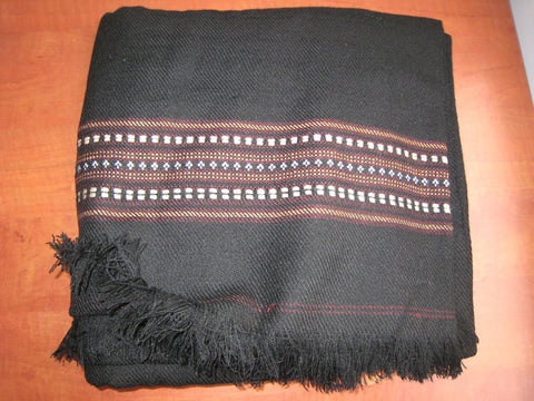 AFGHAN PATOO BLANKET wool shawl patu pato long scarf wrap ethnic pashtun pakol stole chadar thick pakistan wholesale lot bundle of 5 new