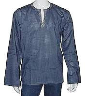 KURTA SHIRT KURTI ethnic indian pakistani afghan men women unisex desi 100% cotton new