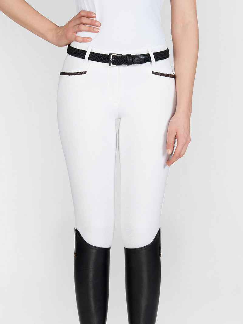 Geneva - Women's Knee Grip Breeches
