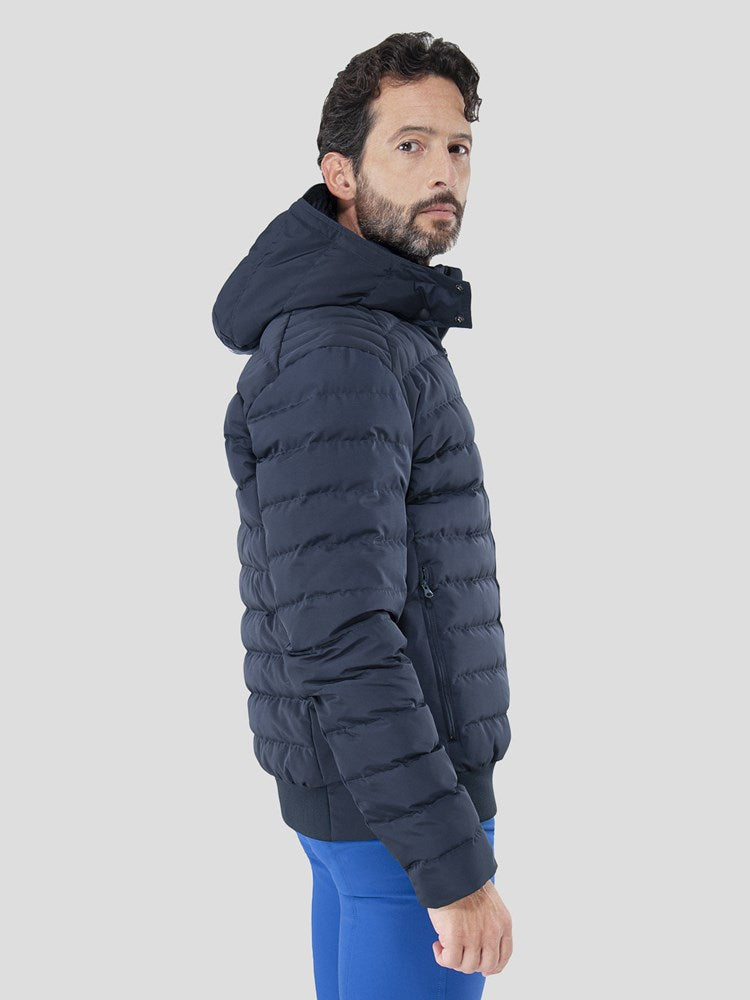 Yarrow - Men's Quilted Down Jacket