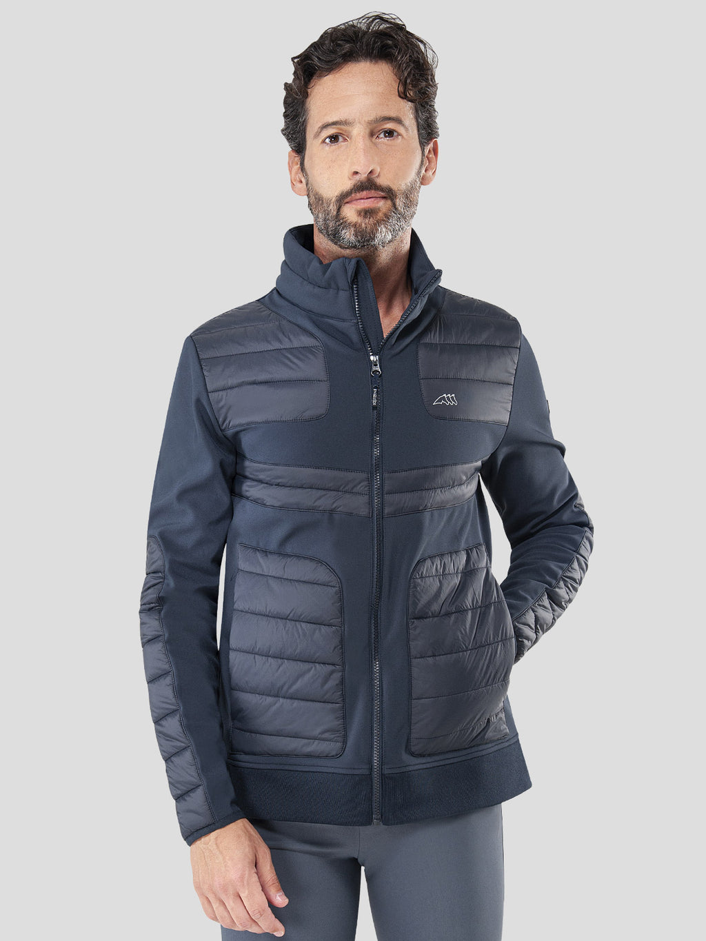 Clover - Men's Padded Soft Shell Jacket