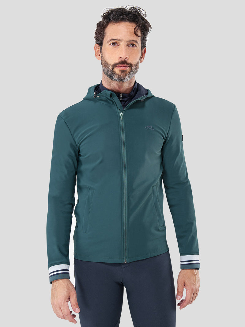 CARLITO MEN'S SOFTSHELL JACKET