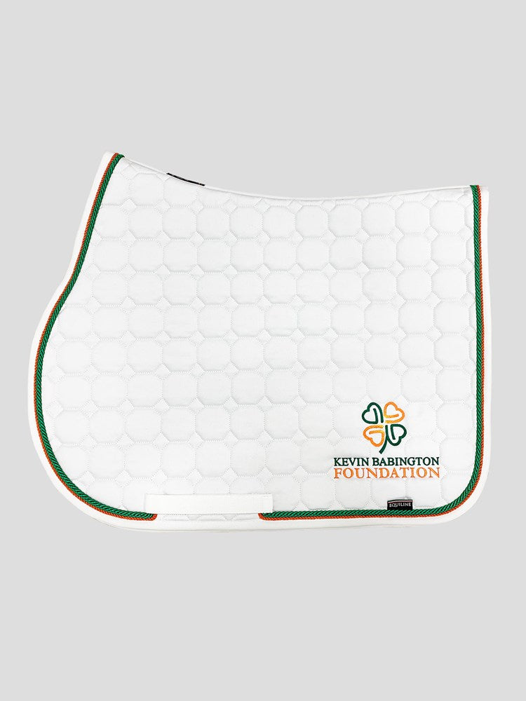 Kevin Babington Support Saddle Pad