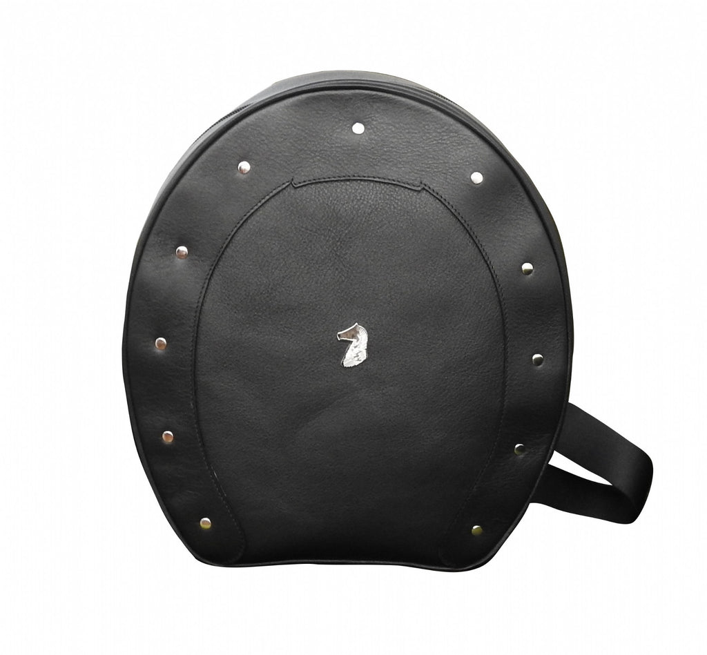 DESORI FERRO LEATHER BACKPACK