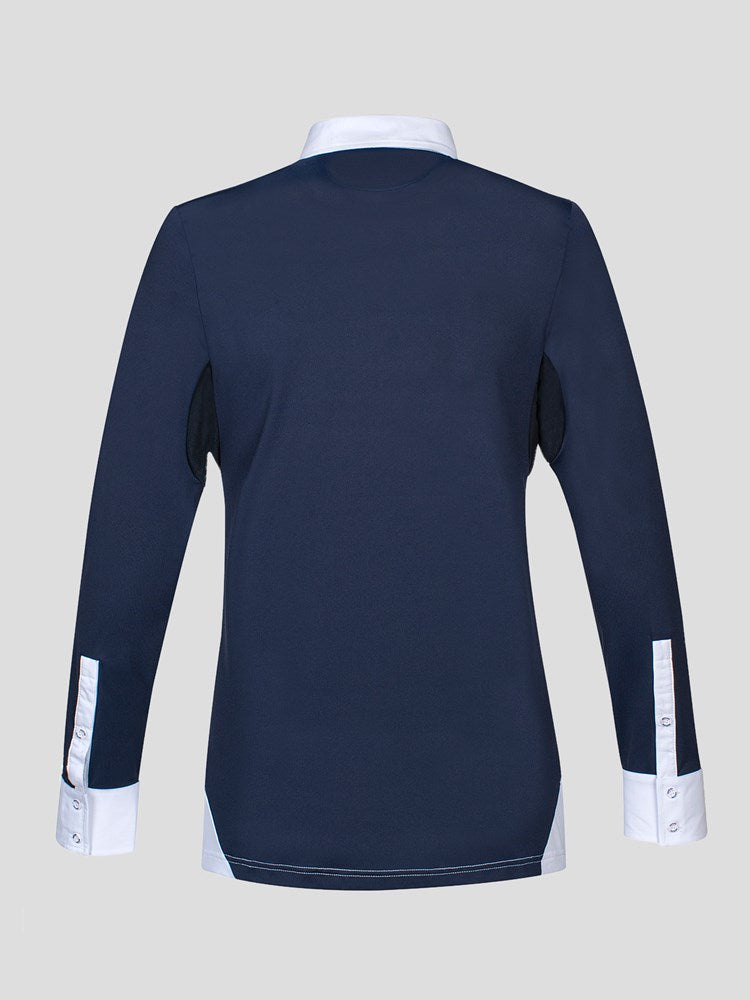 Opalite - Men's Long Sleeve Show Shirt