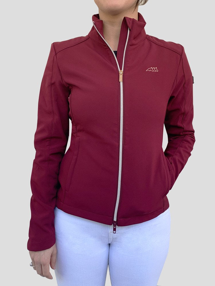 IXORIA - WOMAN'S SOFT SHELL JACKET