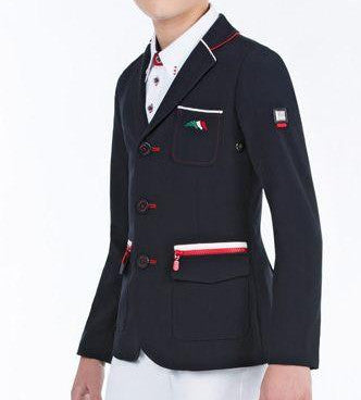Dante Equiline Junior Show Coat