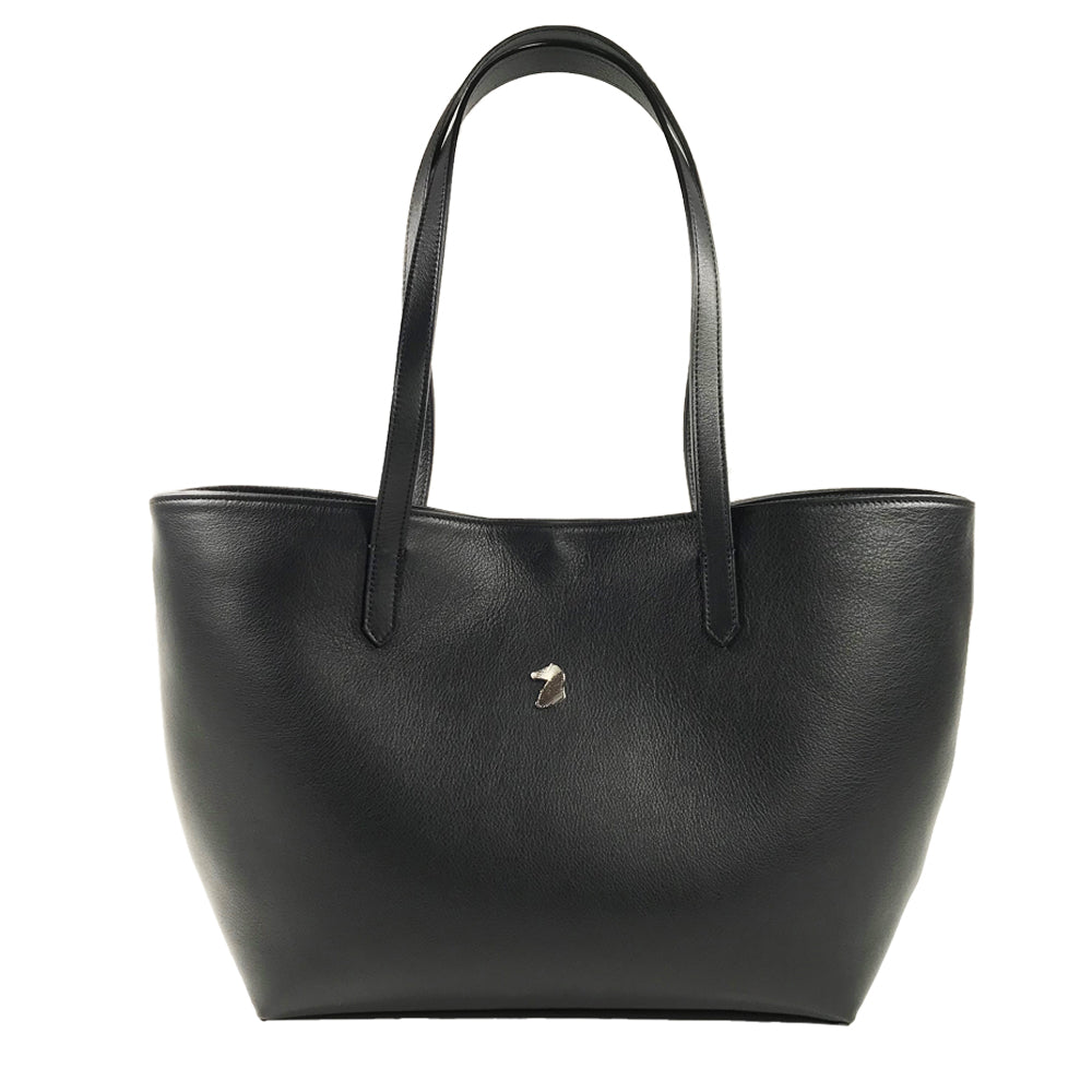 DESORI MAJA LEATHER TOTE