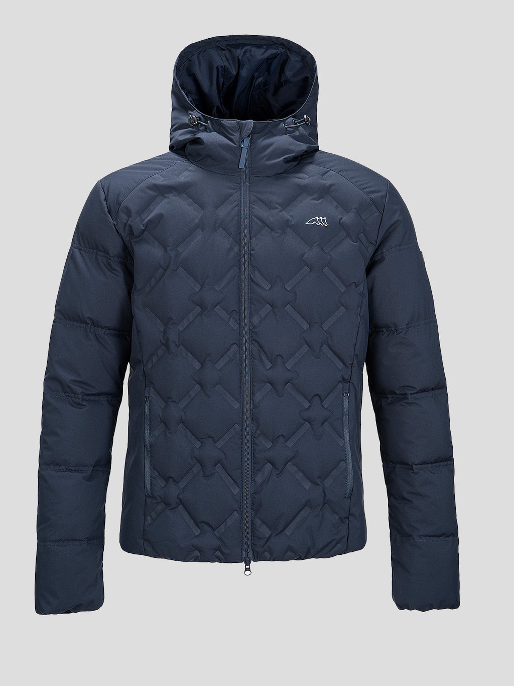 CALVIN MEN'S THERMAL QUILTED DOWN JACKET