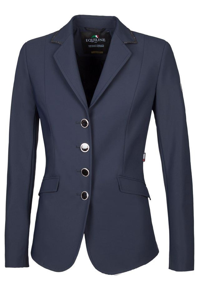 Syon blue show coat