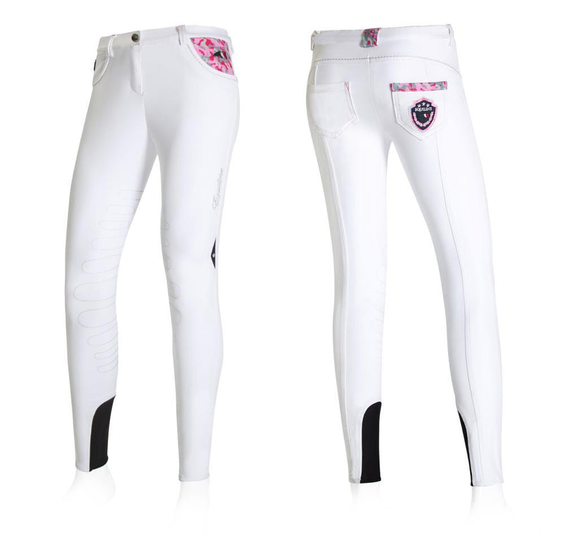 Brianne Equiline Girl's Breeches