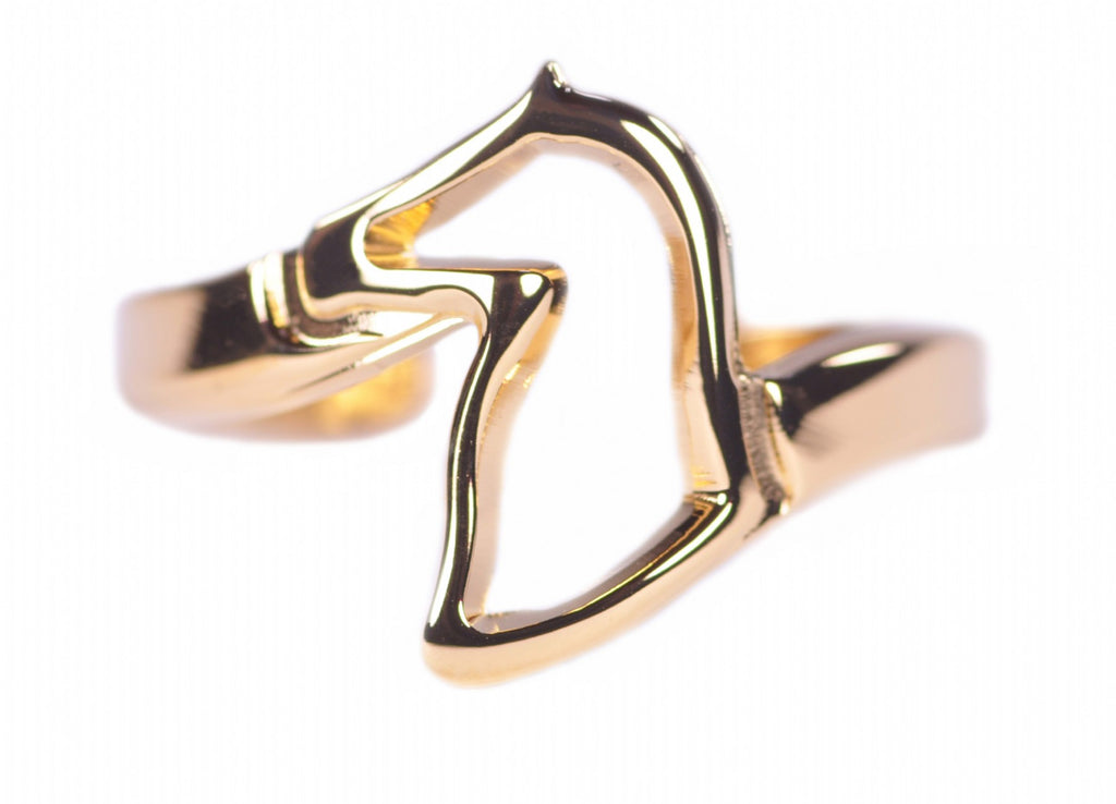 DESORI HORSE PROFILE RING