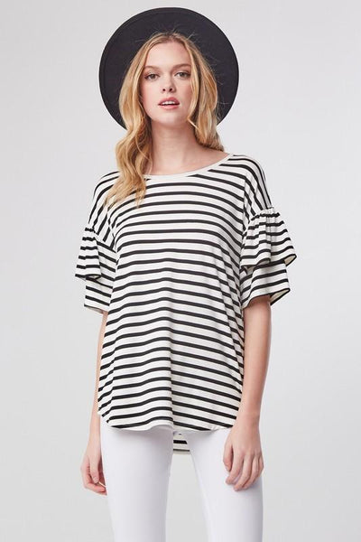 https://www.simplysagemarket.com/products/striped-ruffle-sleeve-tunic