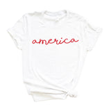 America | Short Sleeve Graphic Tee