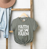 Faith Family Farm | Short Sleeve Graphic Tee