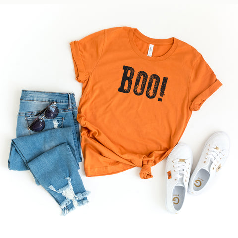 Boo | Short Sleeve Graphic Tee