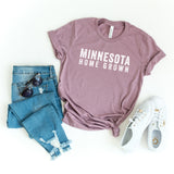 Minnesota Home Grown | Short Sleeve Graphic Tee