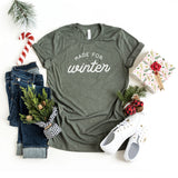 Made For Winter | Short Sleeve Graphic Tee