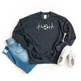 Soccer Heart Rate | Sweatshirt