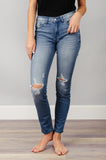 Lightly Distressed KanCan Jeans