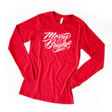 Bah Humbug Long Sleeve Graphic Tee