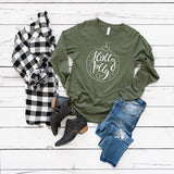 Holly Jolly | Long Sleeve Crew Neck