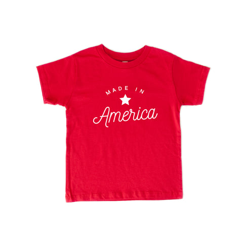 Made in America Kid Tee