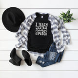 I Teach the Cutest Pumpkins in the Patch | Short Sleeve Graphic Tee