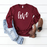 Love | Long Sleeve Graphic Tee