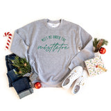 Meet me Under the Mistletoe | Sweatshirt