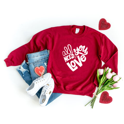 All You Need Is Love | Sweatshirt