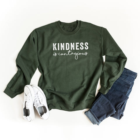 Kindness Is Contagious | Sweatshirt