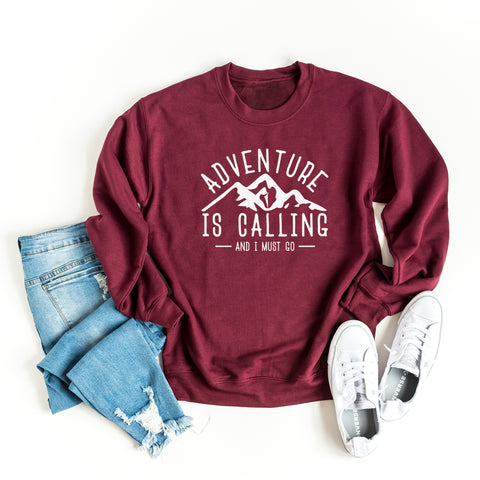 Adventure is Calling | Sweatshirt