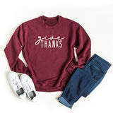 Give Thanks | Sweatshirt