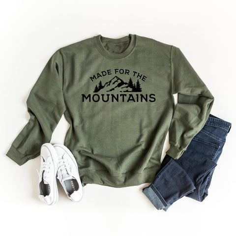 Made for the Mountains | Sweatshirt