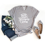 Glamping Crew | Short Sleeve Graphic Tee