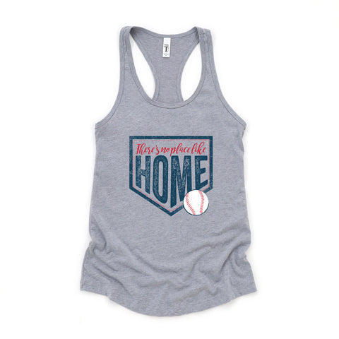 There's No Place Like Home | Racerback Tank
